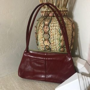 HOBO Bags - HOBO International Red Leather Purse